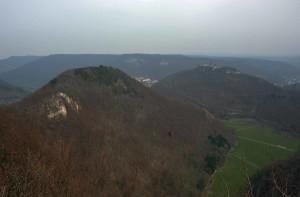 Runder Berg & Château de Bad Urach